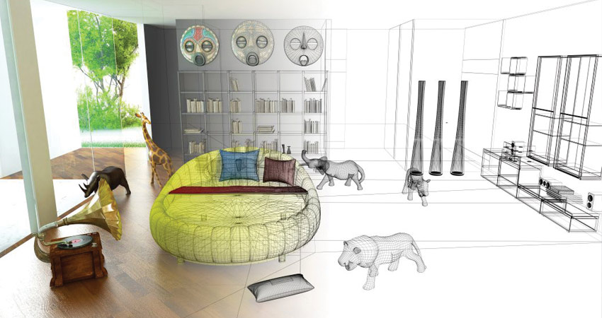 What does interior architecture mean?